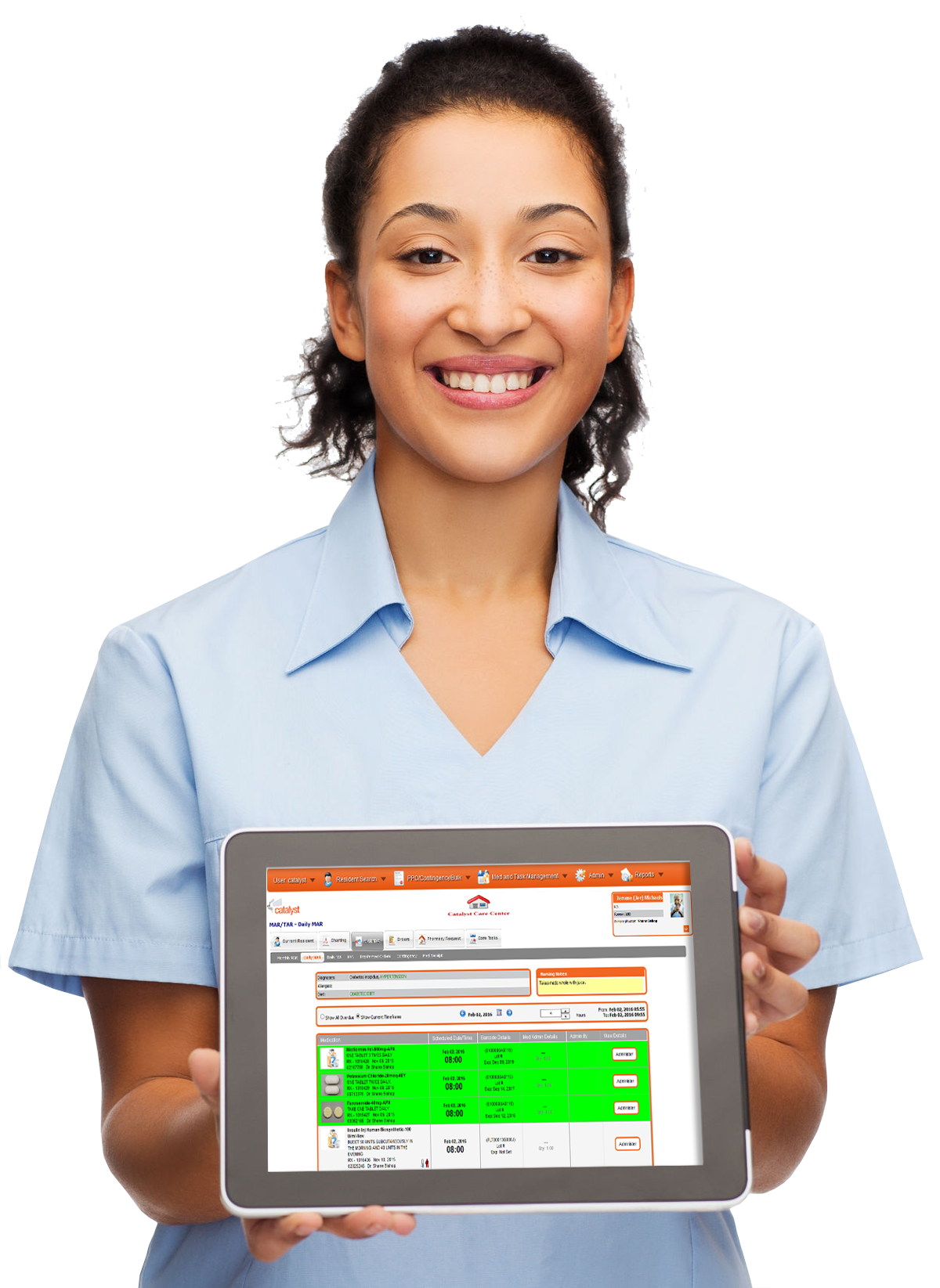 oneMAR Nurse and Facility Software